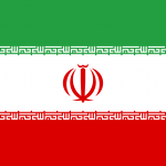 Islamic Republic of Iran Flag